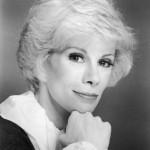 Headshot Portrait Of Joan Rivers