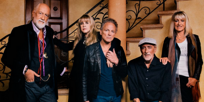 Fleetwood Mac 2015 UK Tour