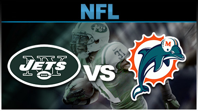 NFL Miami Dolphins v New York Jets