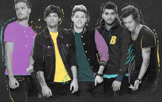 One Direction UK Tour 2015